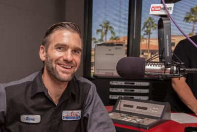 Dave Riccio of Tri-City Transmission: The Car Guy on KTAR Bumper to Bumper Radio